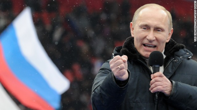Alleged Putin assassination plot probed