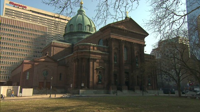 Philly priest sex abuse case cover-up?