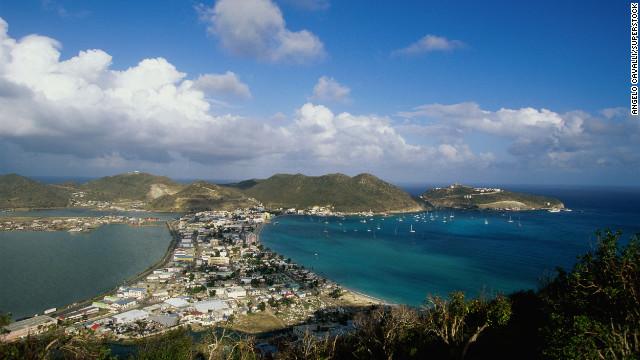 Philipsburg, St. Maarten.