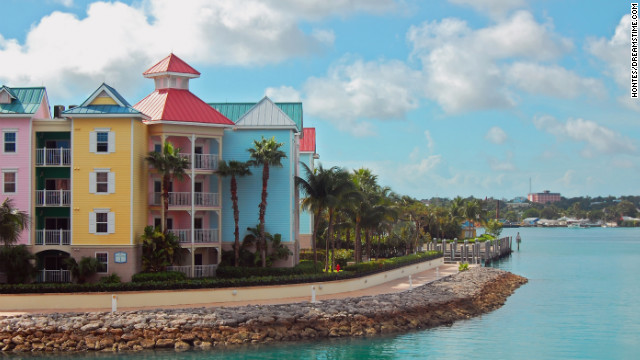 Nassau, the capital city of The Bahamas is one of the most popular cruise ship and vacation destinations.