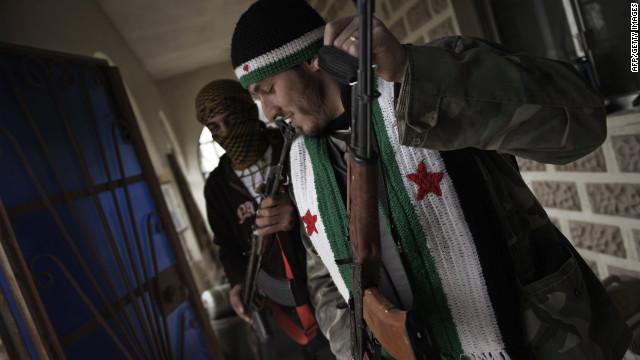 'Horrifying massacre' in Syria