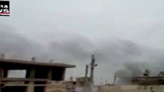 Families killed attempting to flee Homs