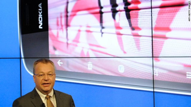 Former President and CEO of Nokia Stephen Elop says he will not give back €18.8 million to his prior company despite mounting political pressure.