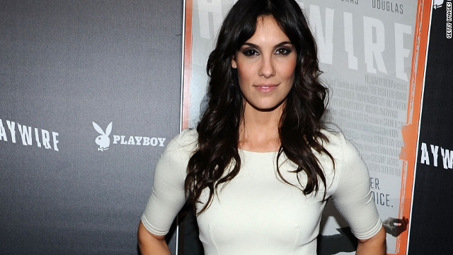 Daniela Ruah first became famous in Portugal.