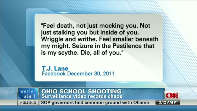 Columbine survivor on Chardon shooting