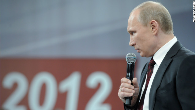 Communists pose little threat for Putin