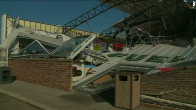 Storms cause damage in Missouri