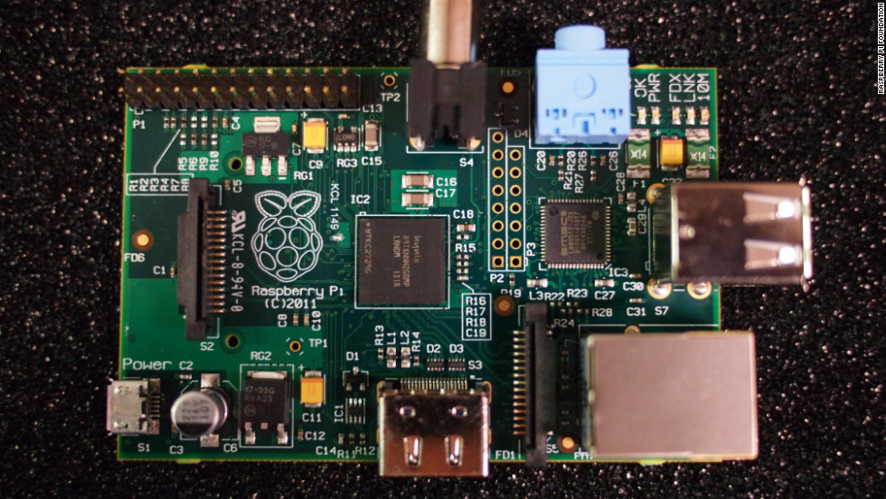 The $35 credit card-sized Raspberry Pi computer sold out within hours of its debut Wednesday.