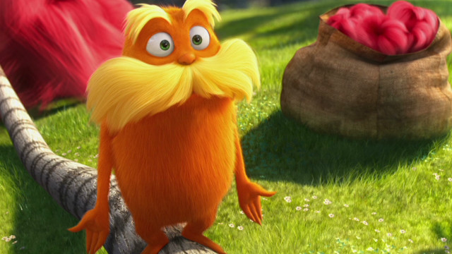 'The Lorax' leaps to life on big screen