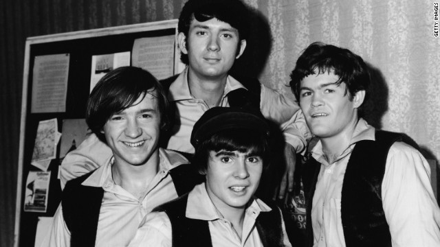 Dolenz: Davy Jones became my brother