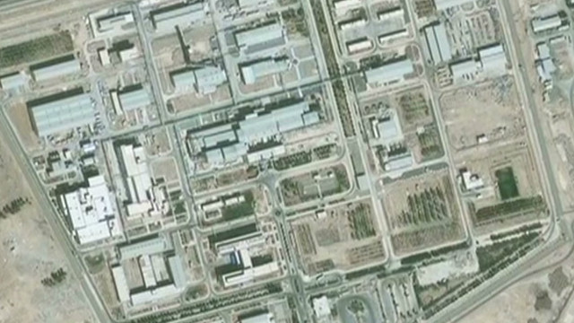 Has Iran built secret nuclear facility?