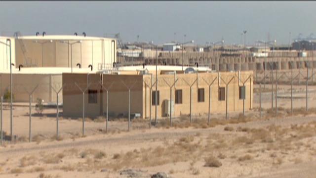 Iraq: Camp Bucca's new business