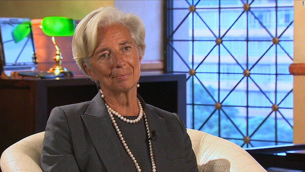 Marketplace Africa launched with an interview with the former head of IMF. More than 90 episodes later, IMF's current boss Christine Lagarde appeared on the show to talk about the impact of the eurozone crisis on Africa.