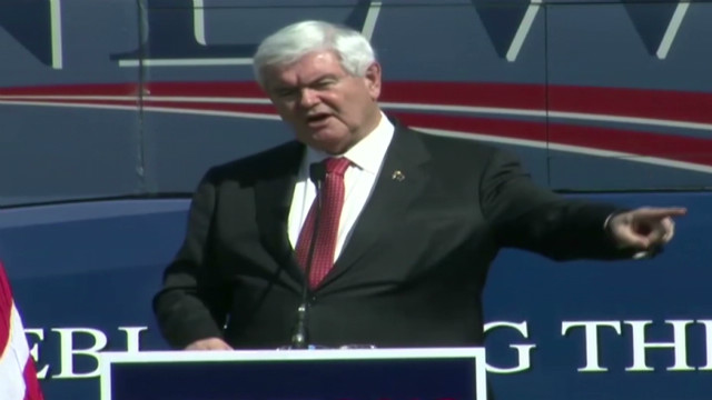 Gingrich: Why no apology for Christians?