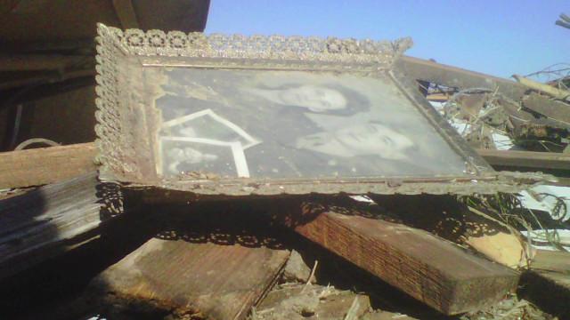 Survivor: 'Half the roof was coming off'