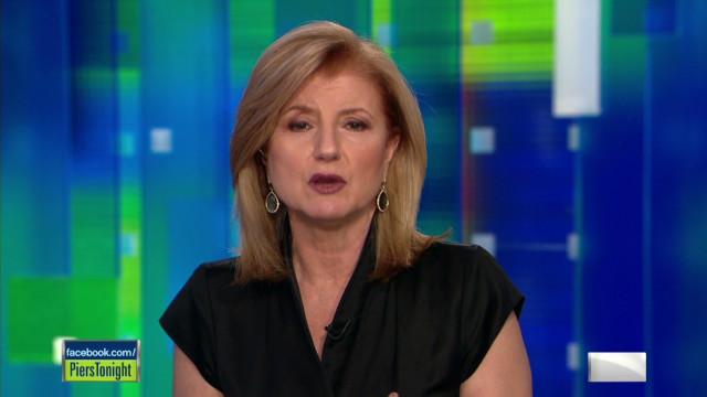 Huffington remembers Andrew Breitbart