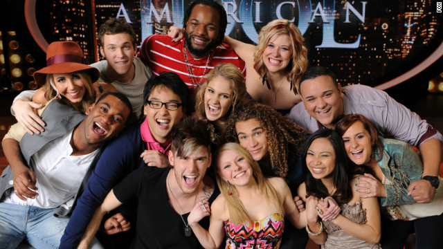 The 'American Idol' top 13 were selected on Thursday night.