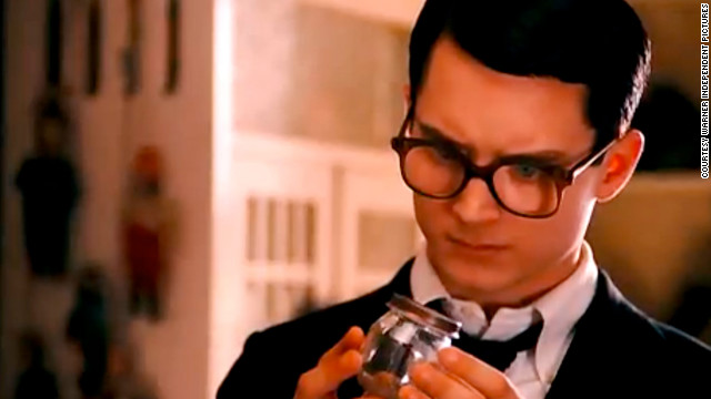 "Elijah Wood played Jonathan Safran Foer in the Hollywood adaptation of ""Everything Is Illuminated."""