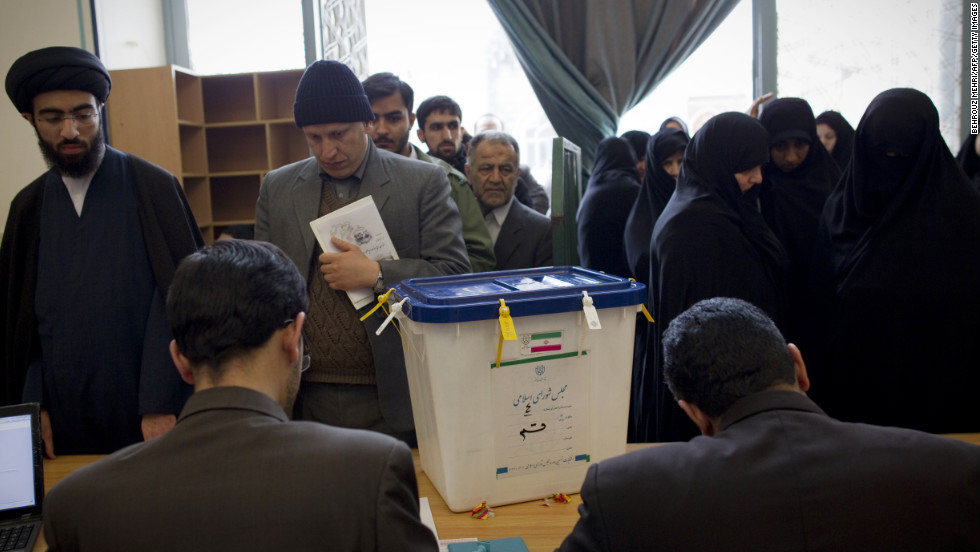 "In March, <strong>Iran</strong> held parliamentary elections in the first public vote since 2009, when rigging accusations triggered mass street protests against President Ahmadinejad's re-election. This time, Ahmadinejad <a href=""http://www.cnn.com/2012/03/04/world/meast/iran-parliamentary-elections/index.html"">lost ground in his power struggle</a> with Iran's supreme leader, Ayatollah Ali Khamenei. His sister was also defeated."
