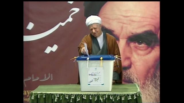 Iranians vote, nuke program goes on