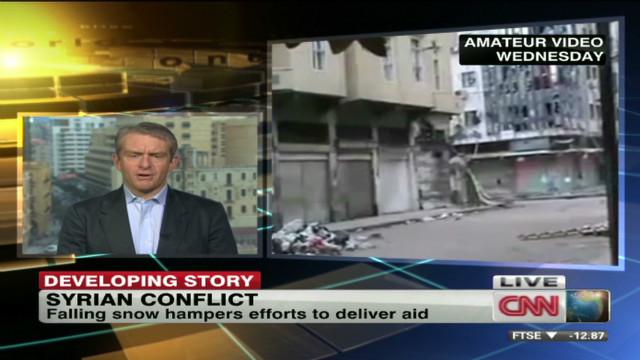Army begins Homs assault