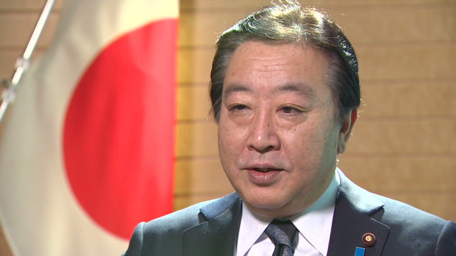 Japanese PM talks about recovery