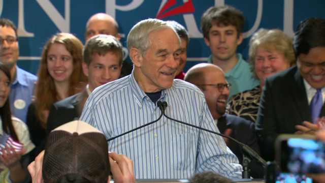 Ron Paul: We are doing quite well