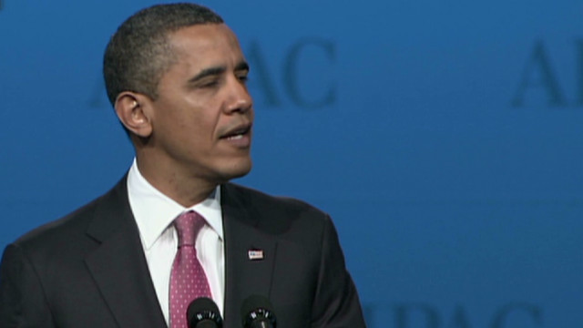 Obama: I've kept commitment to Israel