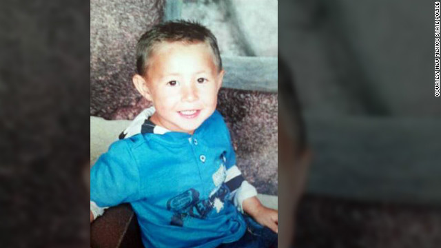 Boy's body found in well