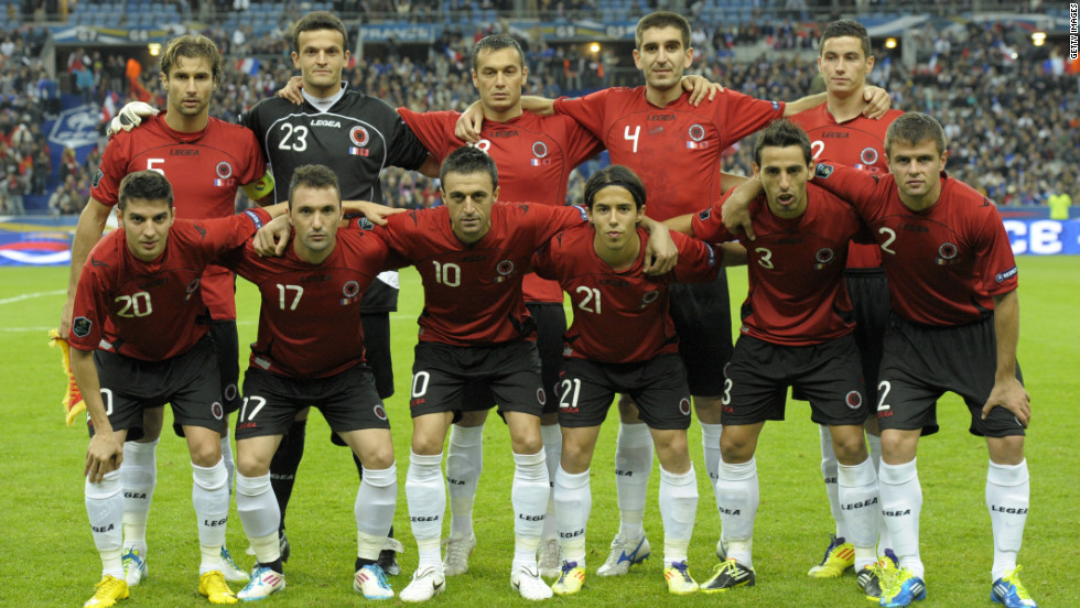 Albania national under-18 football team