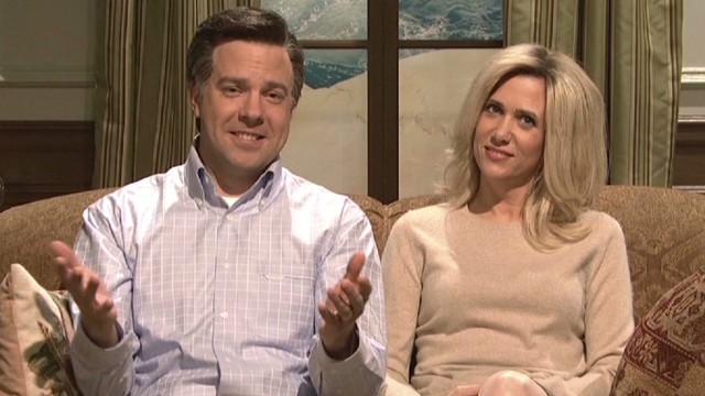 'SNL' looks at Romney's winning streak