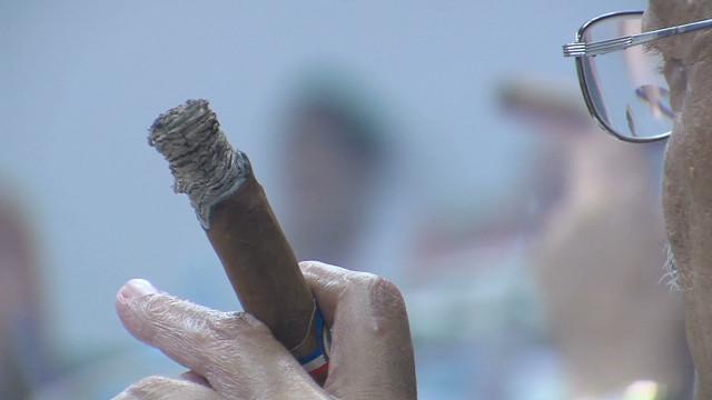 Inside Cuba's cigar festival