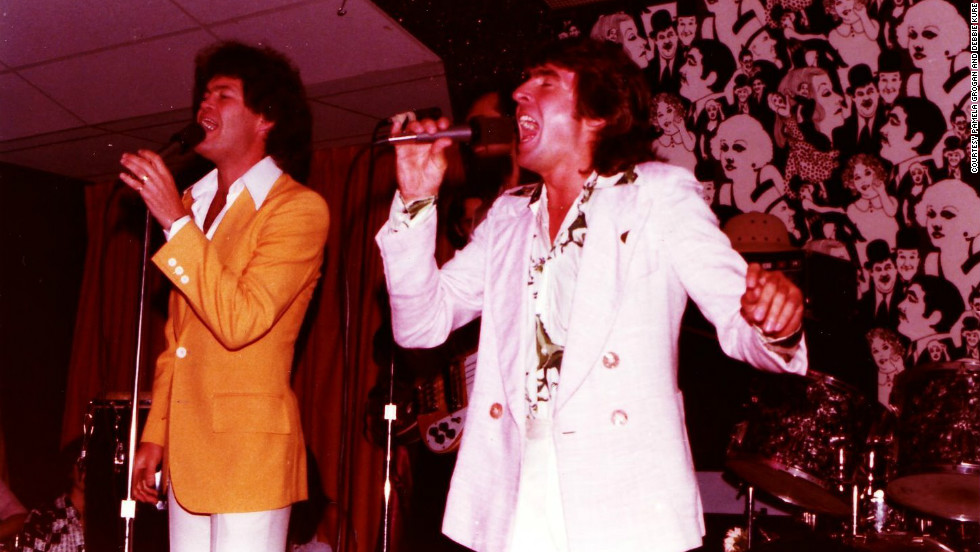 Jones, Dolenz and Dolenz's sister performed at The Compass lounge in Dennisport in front of about 100 fans. Grogan had these photos ready to scan and send to Jones, and to display in a museum in Beavertown, Pennsylvania, when she learned that he had passed away.