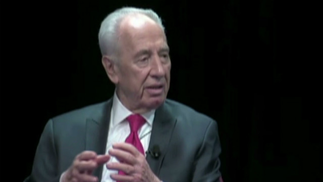 Shimon Peres: Iran is morally corrupt