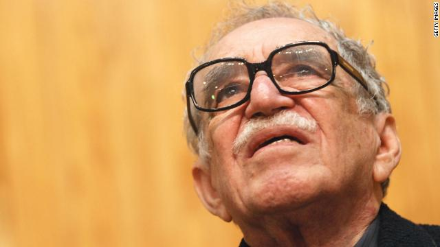 Gabriel Garcia Marquez, seen here in 2007, turns 85.