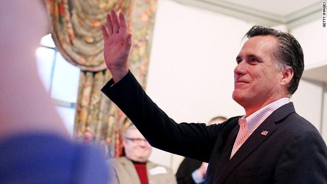 Santorum wishes Romney 'happy birthday'