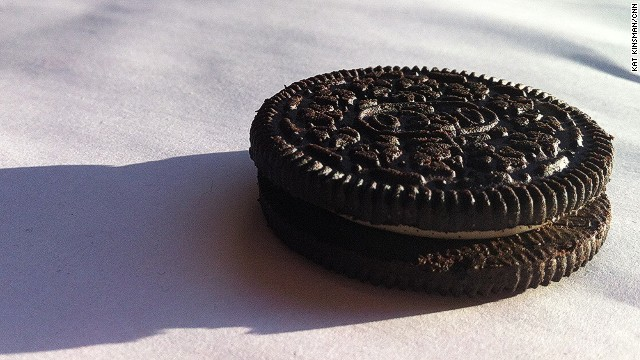 Where's the 'stuf' in these Oreos?