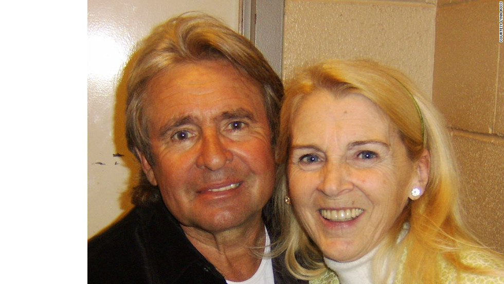 "Lynn Ross first saw the Monkees perform in the 1960s in Duluth, Minnesota. When Jones returned in 2009, she went backstage to meet him for a cancer benefit she was working with. ""When I asked him to sign my program, he said to me, 'Now that's going to cost you a kiss on my cheek. Can you afford that?' 'Absolutely!' """