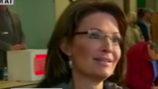 Palin: Not ruling out run in 2016