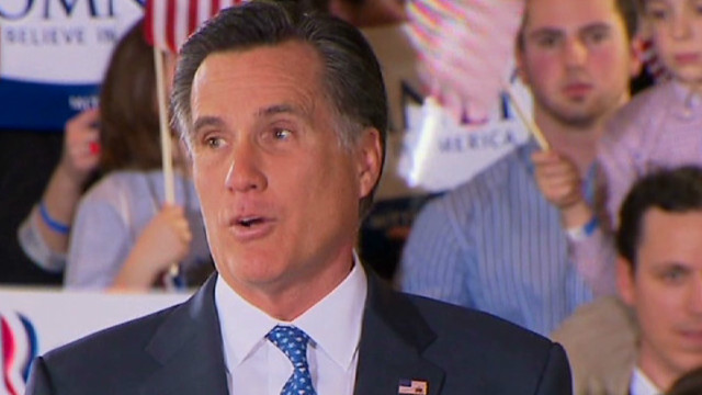 Romney: Real change is on the way