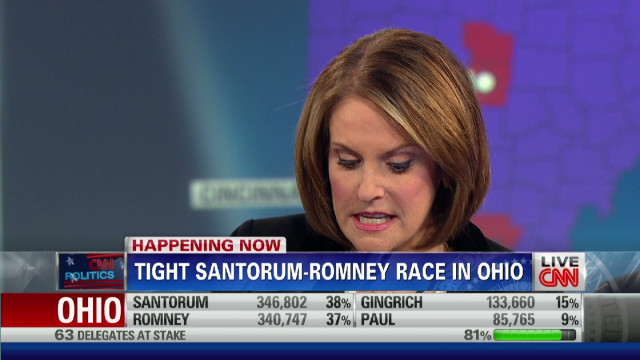 Borger: Romney 'underperformed'