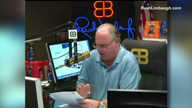 Businessman bids on Limbaugh ad space