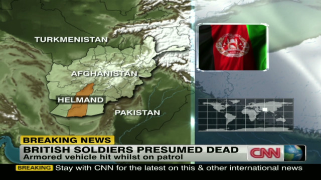 Huge landmine blamed for Afghan deaths