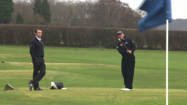 Andrew Coltart interviews Lee Westwood