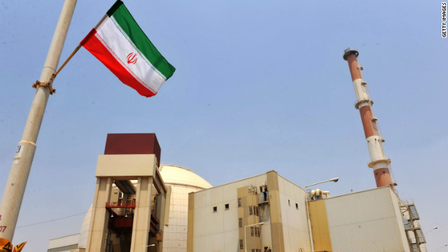 (file photo) Iran maintains its nuclear program is for peaceful purposes.