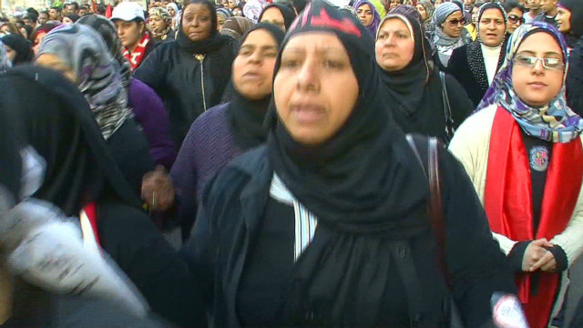 Egypt: Women after the revolution