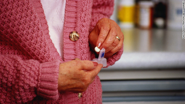 Donepezil was more effective than another common Alzheimer's drug, memantine, in patients with later-stage disease.