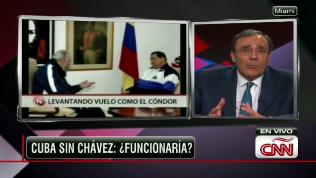 Cuba sin Chávez: ¿Funcionaria?