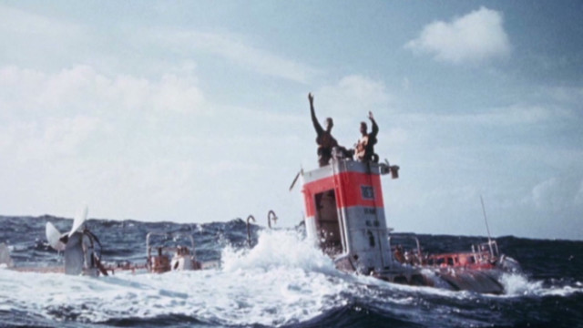 1960: Journey to ocean's deepest point
