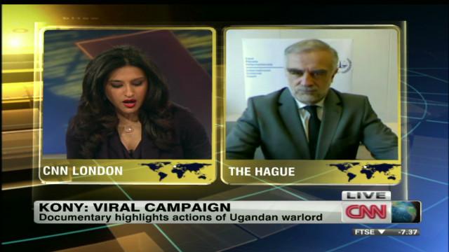 Ocampo responds to Kony viral campaign